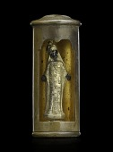 view <I>Miniature Black Madonna</I> digital asset number 1