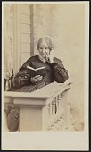 view Carte-de-visite portrait of Lydia Maria Child digital asset number 1