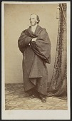 view Carte-de-visite portrait of William Henry Channing digital asset number 1