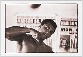 view Photographic print of Muhammad Ali training at the 5th Street Gym digital asset number 1