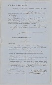 view Bill of Sale for Chloe from Z. B. Oakes to Elias N. Ball digital asset number 1