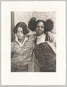 view <I>Jacqueline Santiago and Cathy Lindsey</I> digital asset number 1