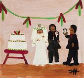 view <I>Untitled (Wedding)</I> digital asset number 1
