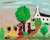 view <I>Untitled (Church Ladies)</I> digital asset number 1