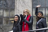view Digital image of of Carmen Perez, Gloria Steinem, and Tamika Mallory digital asset number 1