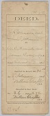 view Land deed for property in West Virginia owned by the Crawford family digital asset number 1