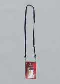 view Journalist pass for Super Bowl XLVI owned by Jim Vance digital asset number 1