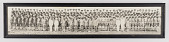 view Framed panoramic photograph of M Company, 365th Infantry, 183d Brigade digital asset number 1