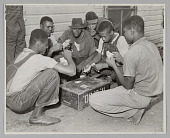 view <I>WASECA – BARBADOS ISLAND STORY: FAVORITE PASTIME IS A GAME OF CARDS.</I> digital asset number 1