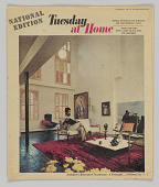 view <I>Tuesday at Home Magazine, Vol. 1, No. 7</I> digital asset number 1