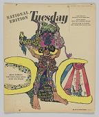 view <I>Tuesday Magazine, Vol. 6, No. 2</I> digital asset number 1