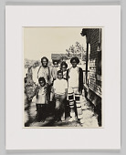 view Portrait of Annie Lee Williams and her granddaughters digital asset number 1