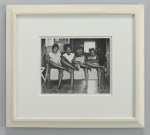 view Portrait of Maggie and Lillie Haynes, Josephine Irvin, and Deloris Johnson digital asset number 1