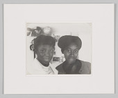 view Portrait of Gwen Benjamin and Alice Irvin digital asset number 1