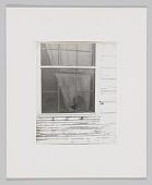 view Portrait of Sartin boy peeking out window digital asset number 1