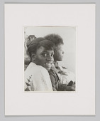 view Portrait of Loretta Peters and Eddie May Jefferson digital asset number 1