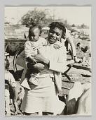 view Portrait of Annie Lee Taylor holding Geneva Taylor digital asset number 1