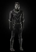 view Costume for Black Panther worn by Chadwick Boseman digital asset number 1