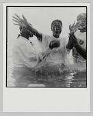 view <I>The Baptism of Ms. Robinson</I> digital asset number 1