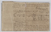 view Document on distribution of six enslaved persons owned by Elizabeth Roberts digital asset number 1