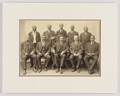 view <I>The Sub-Committee of Management and Counsel of the Grand United Order of Odd Fellows (1907-1908)</I> digital asset number 1