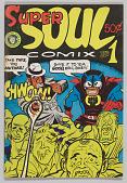 view <I>Super Soul Comix No. 1</I> digital asset number 1