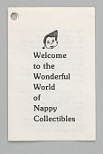 view Pamphlet for Nappy Collectibles digital asset number 1