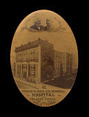 view Button from The Frederick Douglass Memorial Hospital and Training School digital asset number 1