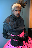 view <I>Martez, Evisu Ball, National Black Theatre Harlem, NY, 2005</I> digital asset number 1