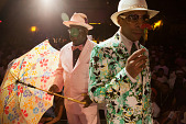 view <I>Joseph and Charles, Walking the Labels Category, POCC Ball, Webster Hall, Manhattan, NY, 2007</I> digital asset number 1