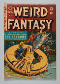 view <I>Weird Fantasy, Vol. 1, No. 18</I> digital asset number 1