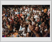 view <I>The Audience at the Latex Ball, Roseland Ballroom, Manhattan, NY, 2007</I> digital asset number 1