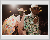view <I>Joseph and Charles, Walking the Labels Category, POCC Ball Webster Hall Manhattan, NY, August 2007</I> digital asset number 1