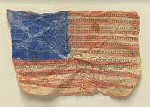 view <I>Untitled (Flag)</I> digital asset number 1