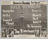 "view Flier for ""Cold Crusher"" at The Riverboat digital asset number 1"