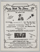 "view Flier for ""Party With The Stars '83'"" at the Biltmore Theatre digital asset number 1"