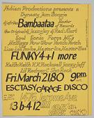 "view Flier for ""Dynasty Jam Boogie"" designed by Eddie Ed digital asset number 1"