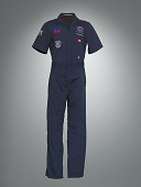 view Flight suit worn by Trayvon Martin at Experience Aviation digital asset number 1