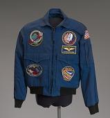 view NASA flight jacket owned by Charles Bolden digital asset number 1
