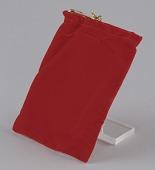 view Red felt bag for gavel soundblock used by Delta Sigma Theta Sorority digital asset number 1
