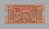 view Ticket for the Pickwick Theatre digital asset number 1