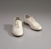 view Off-white oxford shoes worn by Cab Calloway digital asset number 1