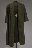 view Green coat worn by Oprah Winfrey as Sofia in The Color Purple digital asset number 1
