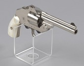 view US Army service revolver owned by Richard T. Jones digital asset number 1