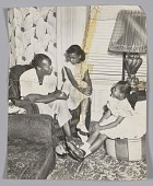 view Photographic print of the Tucker family digital asset number 1
