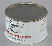 view Oyster can used by H. B. Kennerly & Son, Inc. digital asset number 1