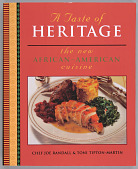 view <I>A Taste of Heritage: The New African American Cuisine</I> digital asset number 1