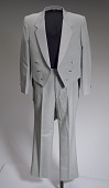 view Grey tail coat worn by Cab Calloway digital asset number 1