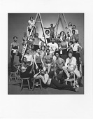 view Jack Mitchell Photography of the Alvin Ailey American Dance Theater Collection digital asset: A2013.245-Representative-Image