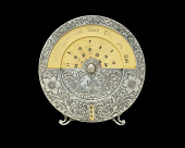 view Circular desk calendar owned by Mary Church Terrell digital asset number 1